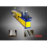 Wholesale Stainless Steel Roller Shutter Door Roll Forming Machine Curved Slat Sawing Type from china suppliers