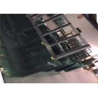 China Professional Tempered Safety Glass 10mm 12mm Toughened Glass For Balcony Glass on sale