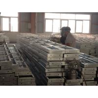 Expandable Walk Boards : Metal expandable scaffolding planks thickness mm common