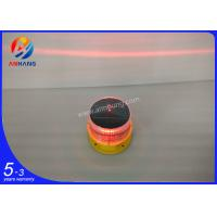 Wholesale AH-LS/L LED Solar powered aircraft warning light/obstruction lighting for tower crane from china suppliers