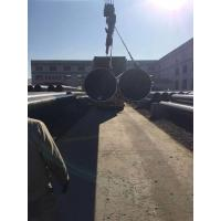 Wholesale API 5L X80 LSAW welded steel pipes for sea port constructions from china suppliers