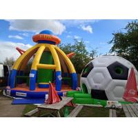 Wholesale Commercial Inflatable Toddler Playground with Logo Printing SCT EN71 from china suppliers