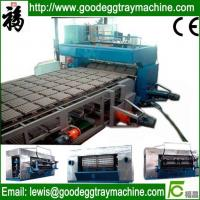 China Best price egg tray machine production line on sale