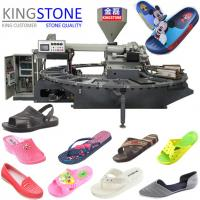 Wholesale Dongguan Kingstone Machinery Slipper & Sandals Making Machine from china suppliers