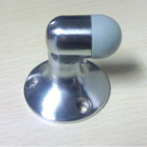 Wholesale Amazon best selling floor mount door stopper-zinc alloy Φ55x53Hmm from china suppliers