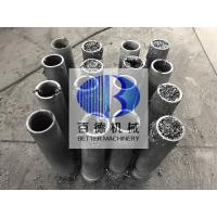 China Id80/50x600mm Silicon Carbide Tube RBSiC / SiSiC Burner Nozzles For Tunnel Kiln for sale
