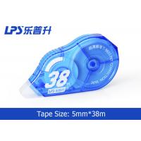 Wholesale Blue Colored Correction tape Large Capacity 5mm * 38m NO.T-9805 from china suppliers