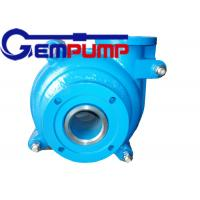 Wholesale 6x4F HH Centrifugal Slurry Pump , High Head Centrifugal Pump from china suppliers