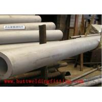 China Pilgering API 304 Welded Stainless Steel Pipe / Galvanized Coated Steel Tube ISO JIS GOST on sale