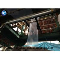 Wholesale 160mm Small Width LDPE Tubular Packaging Transparent Packaging Plastic Film Rolls from china suppliers