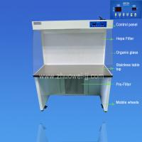 Corrosion Resistant Horizontal Clean Bench Laminar Flow Cabinet With Stainless Steel Surfa for sale