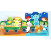 Wholesale 6 PET Button Custom Sound Module For Baby Sound Board Books , kids Sound Book from china suppliers