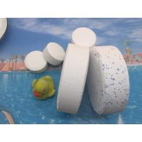 Wholesale Chlorine  TCCA 90 Tablets With Algaecide Swimming Pool Chemicals CAS No.87-90-1 from china suppliers