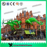 Wholesale 2017 New Brand Event Party Decoration Green Inflatable Octopus Legs 5M from china suppliers