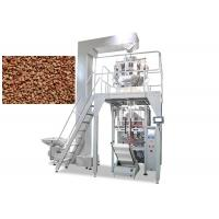 Wholesale Multi Functions Pet Food Packaging Machine , Snack Weighing Packaging Machine from china suppliers