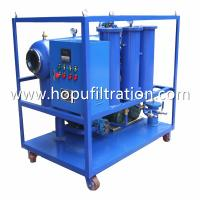 portable insulation oil filter machine, remove moisture,gas, PCB,ZY Series Single Stage Vacuum Transformer Oil Purifier for sale