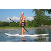 Buy cheap Customized Blow Up Stand Up Paddle Board , Inflatable Race Sup Eco Friendly from wholesalers