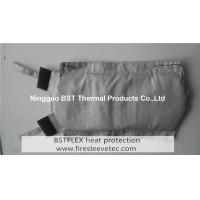 Buy cheap High Temperature Insulated Silicone Coated Fiberglass Welding Pipe Wrap from wholesalers