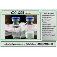 Peptide Human Growth Steroid CJC-1295 Injection Powder For Muscle Enhance for sale