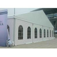 Environmentally 20m Outdoor Event Tent Fabric Structure For Exhibition