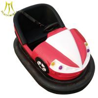 Wholesale Hansel  factory price fiberglass children electric car fairground bumper cars for sale from china suppliers