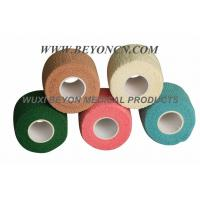 Wholesale Cotton Cohesive Self Adhesive Bandage Super Soft Comfortable Hand Tearable from china suppliers