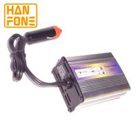 Wholesale Cooling Fan 100W Car Power Inverter Converter Adapter Battery Low Voltage Alarm from china suppliers