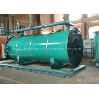 China Industrial Oil System Boiler Diesel Gas Fired Chamber Combustion High Performance for sale