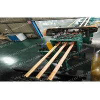 Buy cheap 95x25 Red Copper Pipes  3-strands  Horizontal Copper Continuous Casting Machine from wholesalers