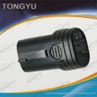 Buy cheap 7.2V 1.5Ah Li-Ion Rechargeable Power Tool Batteries For Makita BL7010 194356-2 194355-4 Tools from wholesalers