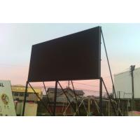 China SMD 10mm Outdoor Advertising LED Display , Commercial led wall panel Board on sale