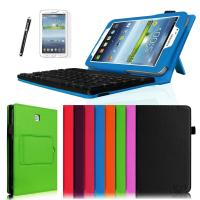 China Fintie Removable Bluetooth Keyboard Case for Samsung Galaxy Tab on sale