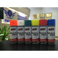 400ml Aerosol Spray Paints, Red Color for sale
