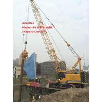 Wholesale New Condition Telescopic Boom Crane / Xcmg Crawler Crane Truck With Cummins Engine  Xct55T from china suppliers