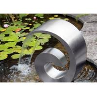 Wholesale Modern Style Stainless Steel Cascade Water Feature For Home Decoration from china suppliers
