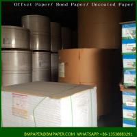 Wholesale BMPAPER High Quality Brown Kraft Liner Paper/Kraft Paper/Kraft Paper Roll from china suppliers
