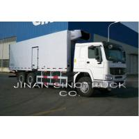 Wholesale SINOTRUK HOWO SERIES REFRIGERATED TRUCK from china suppliers