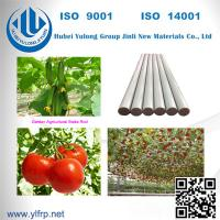 """Wholesale 5/16"""" x 4 feet long Pencil Point end FRP Fiberglass Tomato Grape Stake from china suppliers"""