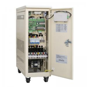 Wholesale Voltage Stabilizer 30 kVA Three Phase for Elevator Specific from china suppliers