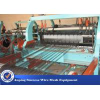 Wholesale Eco Friendly Wire Mesh Making Machine , Shuttleless Mesh Weaving Machine 3400kg from china suppliers