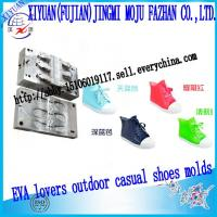 China OEM injection Aluminum EVA outdoor lover casual shoes mold on sale