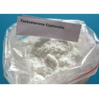 China Raw Hormone white Powder CAS No.:58-20-8 Testosterone Cypionate  for Testosterone Cypionate Injection and Pill on sale