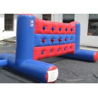 Wholesale Exciting 2 Player Waka Btak Wall Inflatable Interactive Games For Promotional from china suppliers