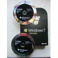 Quality Home / Pro Global PC Computer Software Full Version Windows 7 Ultimate 64 Bit for sale