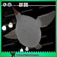 Wholesale Event Party Hanging Decoration Inflatable flying Bird With LED Light from china suppliers