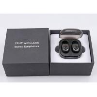 Automatic Pairing Bluetooth Stereo Earphone , Smatphone Wireless Music Earphone