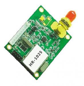 China 1W Wireless RF Data Transceiver Module, RF Radio modem HR-1025 on sale