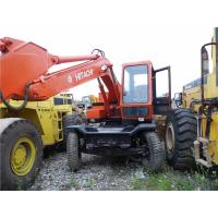 Quality Used HITACHI WH03 WHEEL EXCAVATOR FOR SALE Original Japan for sale