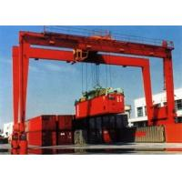 China High Level China 80Ton Container Gantry Cranes For Sale With Gantry Crane Specification on sale