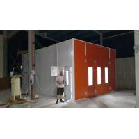 Wholesale Infrared Lamp Heating Spray Booth, Coating Line Equipment from china suppliers
